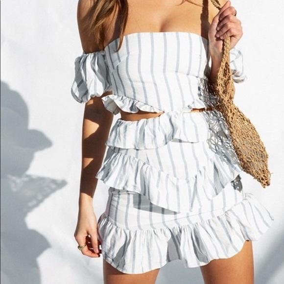 Sabo Skirt Dresses | Nwt Zula Strapless